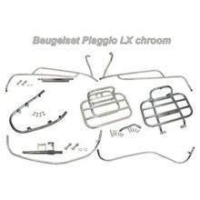 Vespa Vespa Origineel beugelset LX sierbeugelset chroom 7-delig
