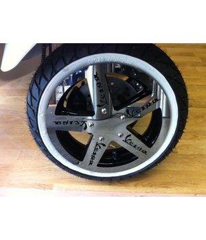 Rimcovers Lifestyle RVS Vespa LX LXV S Spinner
