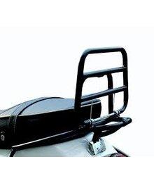 Vespa Origineel Mat Zwart Vespa LX S achterklapdrager