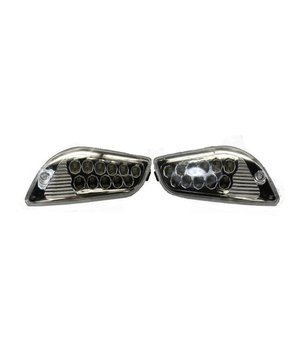 Knipperlicht set Vespa LX / S Led knipperlichten helder voor