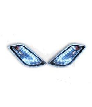 Led knipperlichten ( audi look ) incl. dagrijverlichting Vespa LX / S / LXV