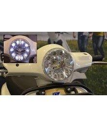 Vespa LX Koplamp Led verlichting Met dagverlichting