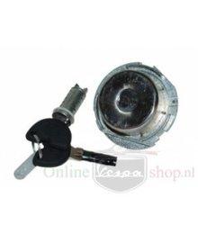 Contact slot set Vespa LX / LXV / S antidiefstal slotset