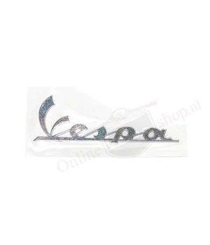 Embleem Sticker (Vespa) groot Vespa LX / LXV / S links achter