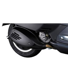 Hitteschild Uitlaat Carbon Look Vespa GTS
