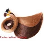 Flat-tip extensions #9 Donker asblond