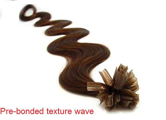 Flat-tip extensions #16 Asblond