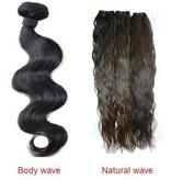 Hair weave #60 Platinablond
