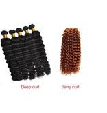 Hair weave #118 Licht paars