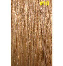 Nail-tip extensions #10 Goudbruin