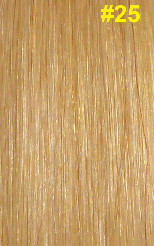 Hair weave #25 Warm blond