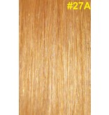 Hair weave #27A Warm honingblond
