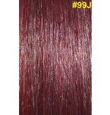 Hair weave #99J Bordeauxrood
