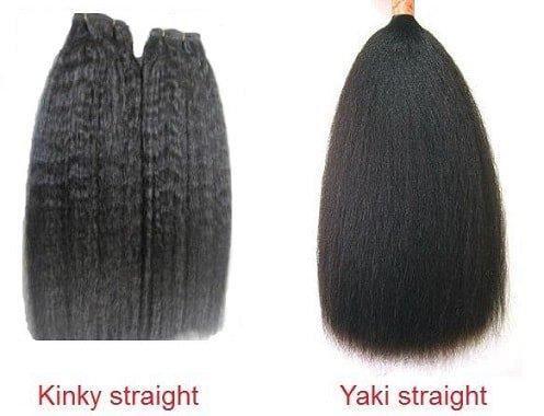 Hair weave #2 Donkerbruin