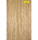 Clip-in extensions #16 Asblond