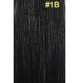 Microring extensions #1B Natuurlijk zwart