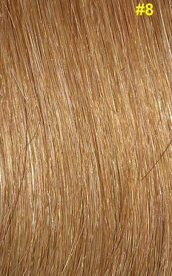 Microring extensions #8 Donker honingblond