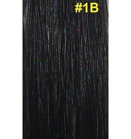 V-tip extensions #1B Natuurlijk zwart