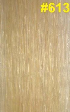 V-tip extensions #613 Lichtste blond
