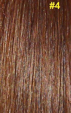 Flat-tip extensions #4 Chocolade bruin
