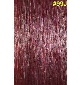 Flat-tip extensions #99J Bordeauxrood
