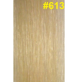 Flat-tip extensions #613 Lichtste blond