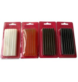 Keratine glue sticks (12 stuks)