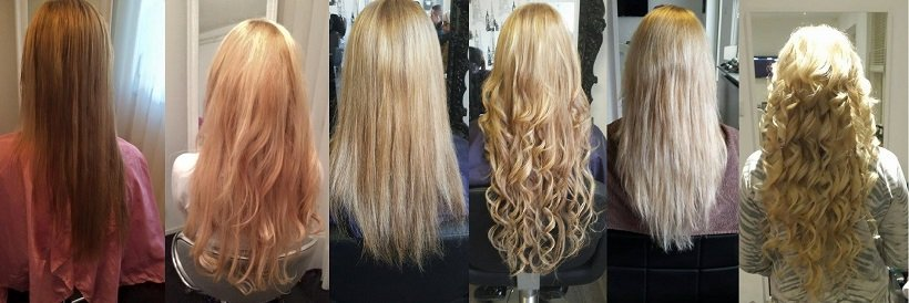 Human hair en de verschillende soorten hairextensions