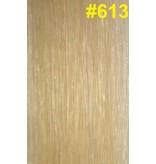 Hair weave #613 Lichtste blond