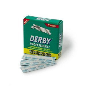 Derby Derby - Single Razor Blades 100st