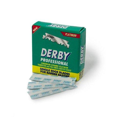 Derby Derby - Single Razor Blades [100 Blades/pack]