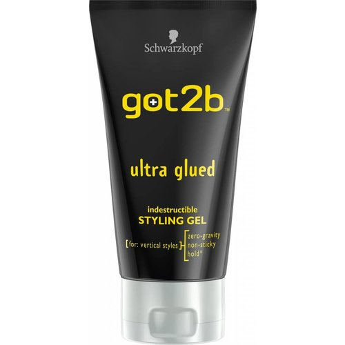 Got2b Got2b - Styling Haar Gel - Ultra Glued 150ml