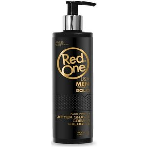 Red One  RedOne Aftershave Cream - Gold 400ml