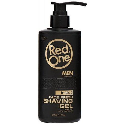 Red One  RedOne Scheergel -  Gold 500ml