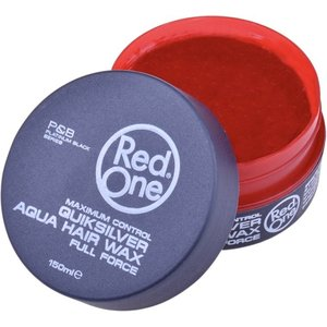 Red One  RedOne Wax - Grijs 150ml
