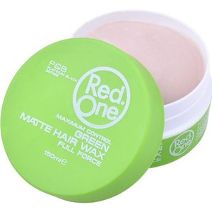 Red One  RedOne Wax - Groen Matte 150ml