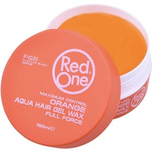 Red One  RedOne Gel Wax - Oranje 150ml