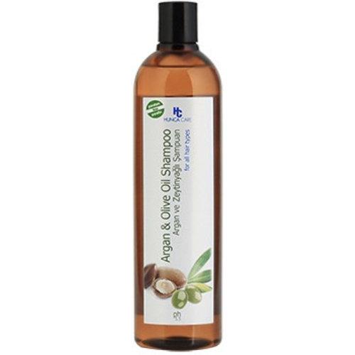 Hunca Hunca Shampoo - Argan & Olijf Olie 700ml