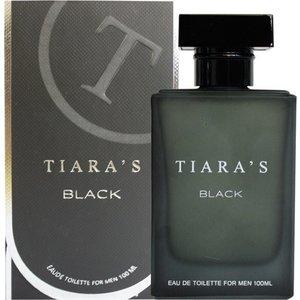 Tiara's Tiara's Eau de Toilette - Black 100ml