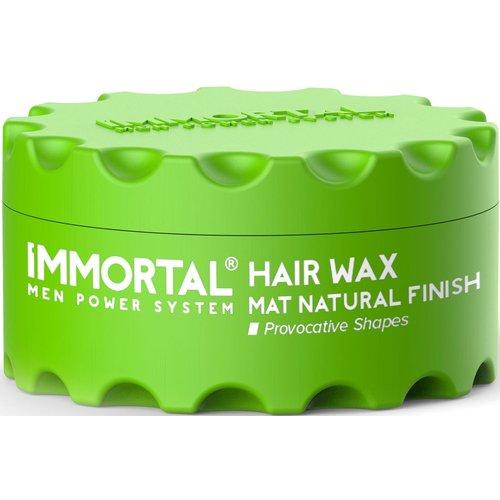 Immortal Immortal Wax - Matte Look 150ml