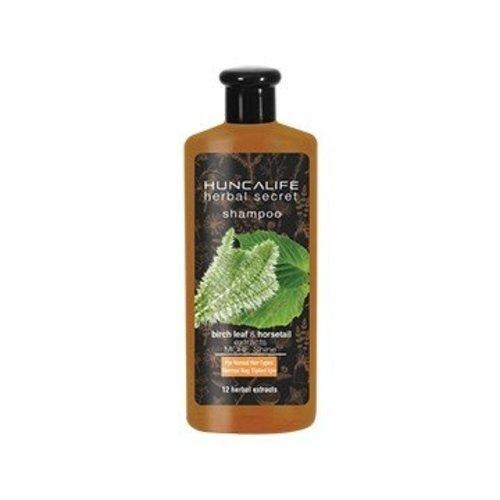 Hunca Huncalife Herbal Secret Beschermende En Hydraterende Shampoo Voor Normaal Haar - 700 Ml
