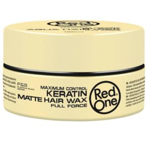 Red One  RedOne Matte Wax - Keratin 150ml