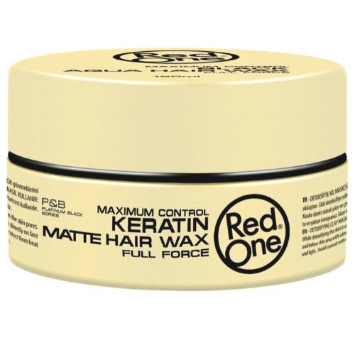 Red One  RedOne Matte Wax - Keratin Hairwax 150ml