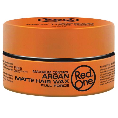 Red One  RedOne Matte Wax - Argan Hairwax 150ml