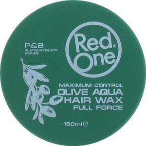 Red One  RedOne  Wax - Olive 150ml