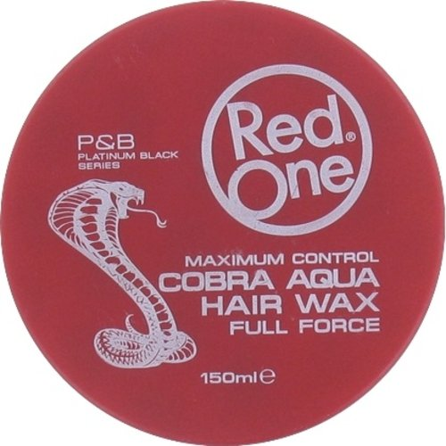 Red One  RedOne  Wax - Cobra 150ml