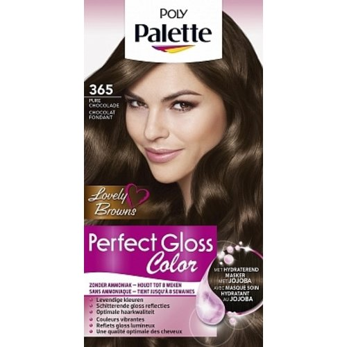 Poly Palette Poly Palette PG 365 Pure Chocolade