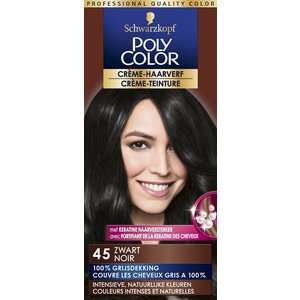 Poly Color Poly Color Haarverf 45 Zwart