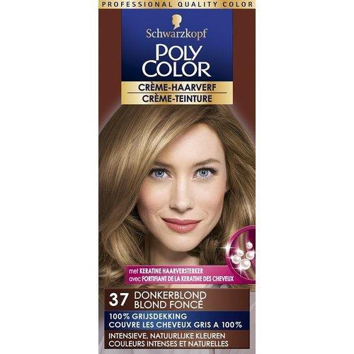 Poly Color Poly Color Haarverf 37 Donkerblond