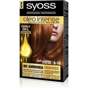 Syoss Syoss Oleo Intense 6-76 Warm Koperblond